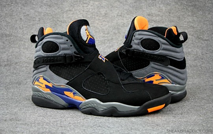 Air Jordan 8 Phoenix Suns Out On May 18th