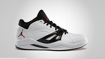 Jordan Ace 23 White Gym Red Black