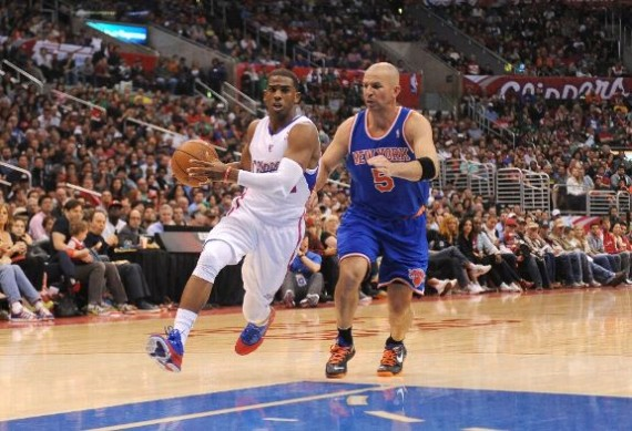 Jordan CP3.VI AE in Action