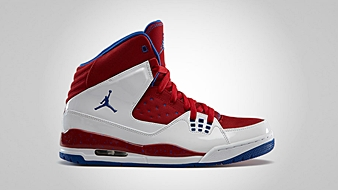Jordan SC-1 White Game Royal Gym Red