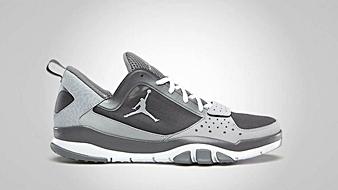 Jordan Trunner Dominate 1.5 Cool Grey Wolf Grey Dark Grey White
