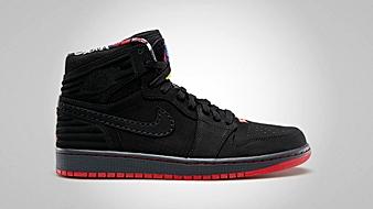 Air Jordan 1 Retro 93 Black True Red Anthracite