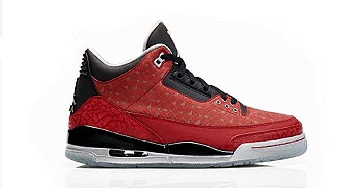 Air Jordan 3 Retro Doernbecher Re-Release Scheduled