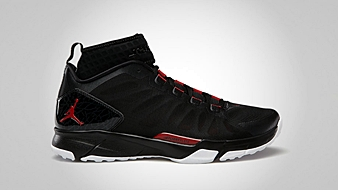 Jordan Dominate ProBlack Gym Red Cement Grey