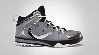 Jordan Phase 23 Hoops II Cement Grey White Black