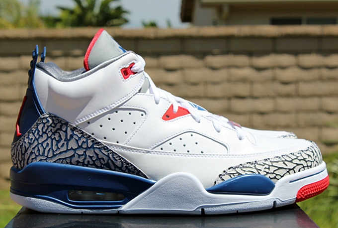 Jordan Son Of Mars Low true Blue