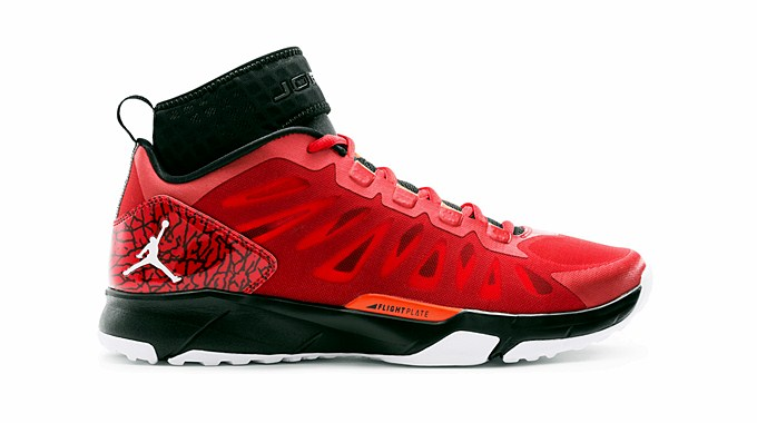 Jordan Dominate Pro Now Available In Gym Red/White-Black-Total Crimson Colorway