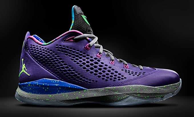 Jordan CP3.VII court purple