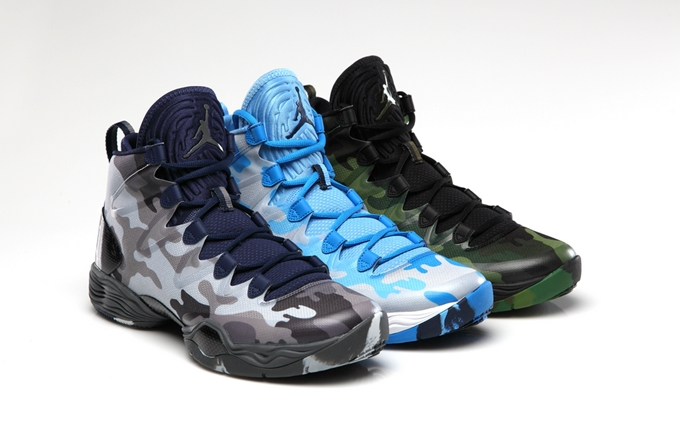 "Air Jordan XX8 SE ""Camo Pack"" Now Available"
