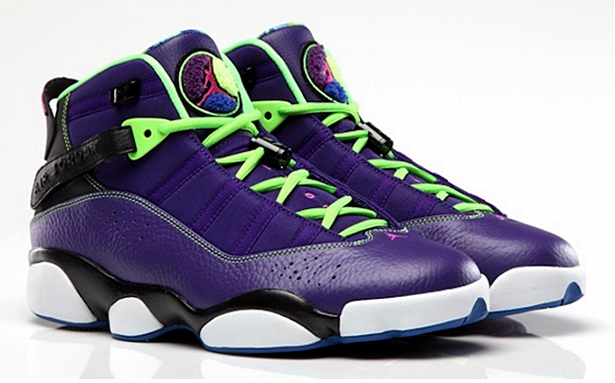 "Jordan 6 Rings ""Court Purple"" To Be Released On October 19th"