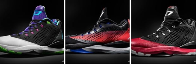 Jordan CP3.VII: Three More Colorways Now Available