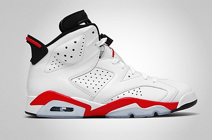 "Air Jordan 6 ""Infrared"" Release Date Announced"