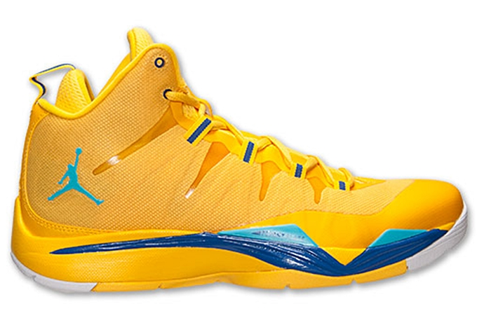 "Jordan Super.Fly 2 ""Laney"" Now Available"