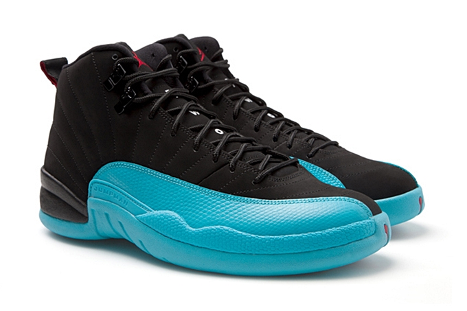 "Air Jordan 12 Retro ""Gamma Blue"" Now Available"