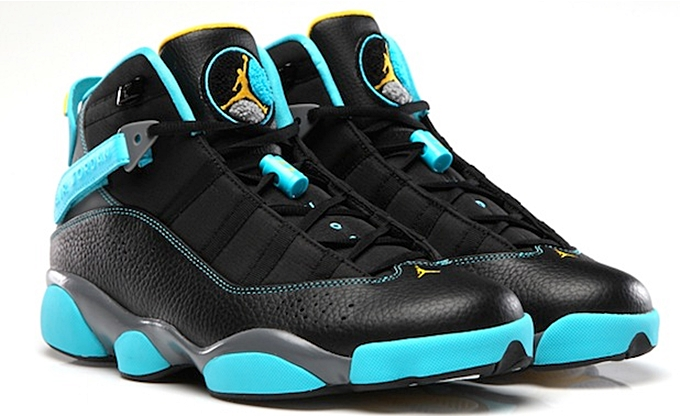 "Jordan 6 Rings ""Gamma Blue"" Now Available"