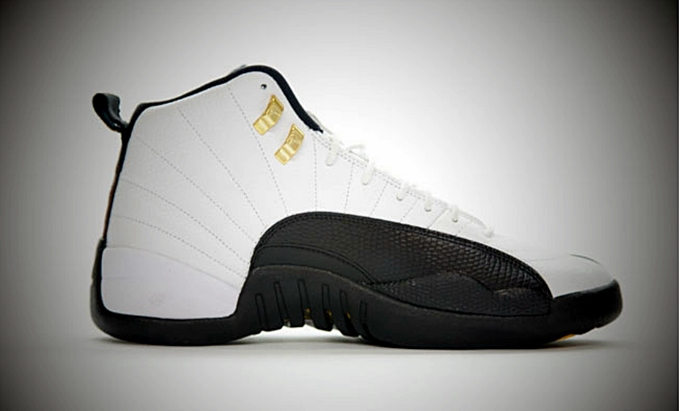 "Air Jordan 12 Retro ""Taxi"" Now Available"