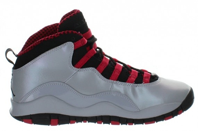 Air Jordan 10 Retro GS Wolf Grey Hit Shelves