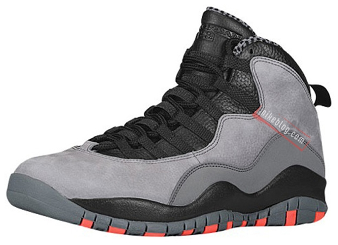 "Air Jordan 10 Retro ""Infrared"" Release Date Announced"