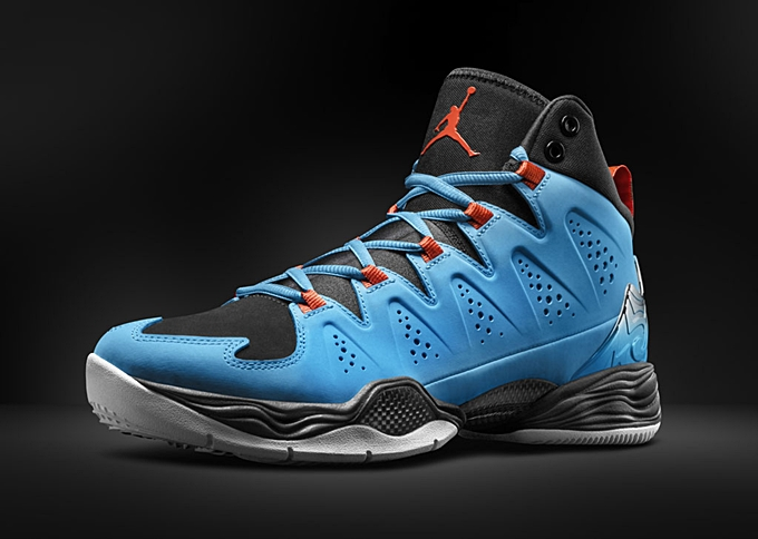 "Jordan Melo M10 ""Dark Powder"" Now Making Waves"