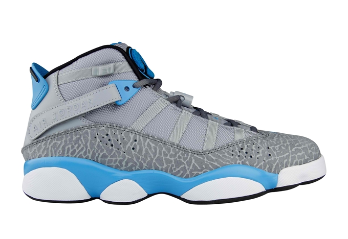 "Jordan 6 Rings ""Powder Blue"" Released"