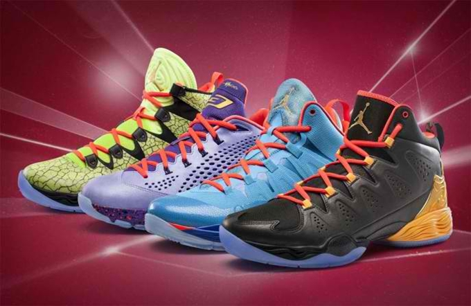 "Jordan Brand All-Star ""Crescent City"" Collection Release Information"