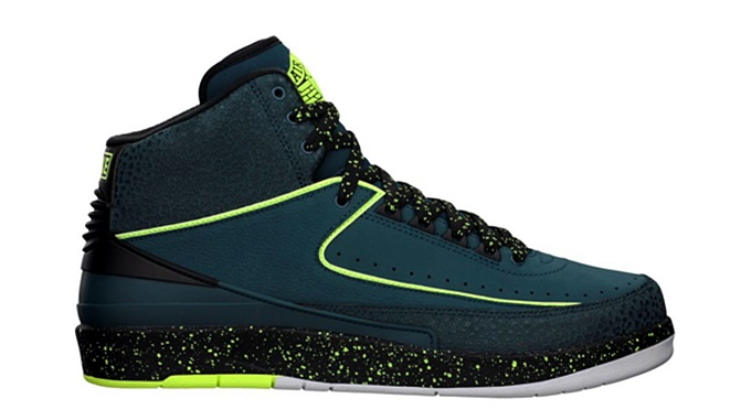 Air Jordan 2 Retro 'Nightshade' Hits Shelves