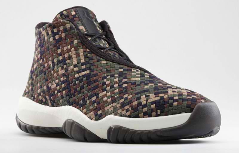 "Check Out The New Air Jordan Future Premium ""Camo"""