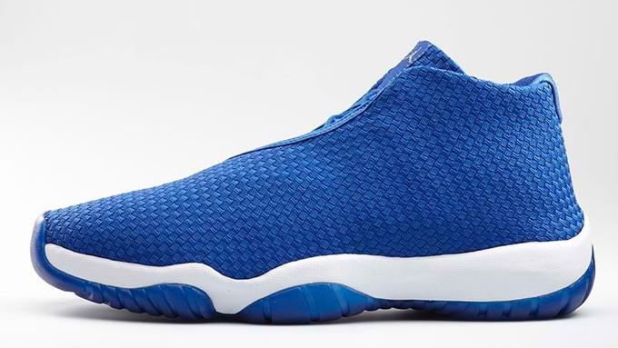 "Air Jordan Future ""Royal"" Released"