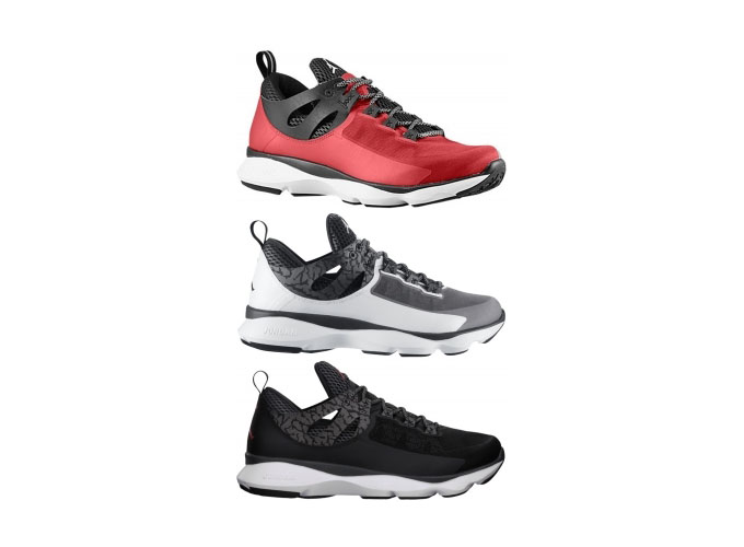 Three More Colorways Of Jordan Flight Runner Released
