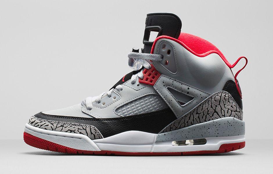 The Jordan Spizike Wolf Grey