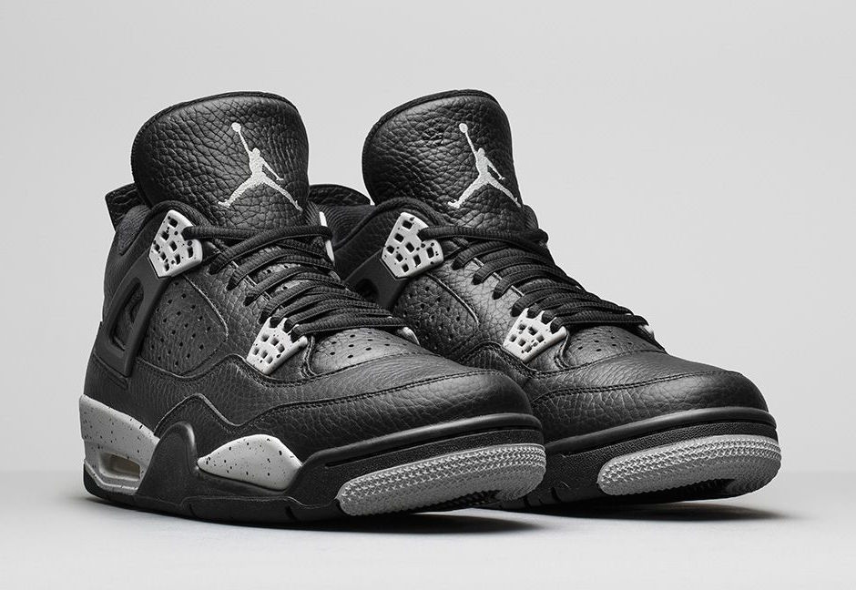 Air Jordan 4 Retro Tech Grey – February 21 Release
