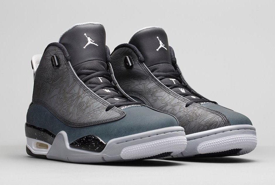 Jordan Dub Zero Classic Charcoal February 21 Release
