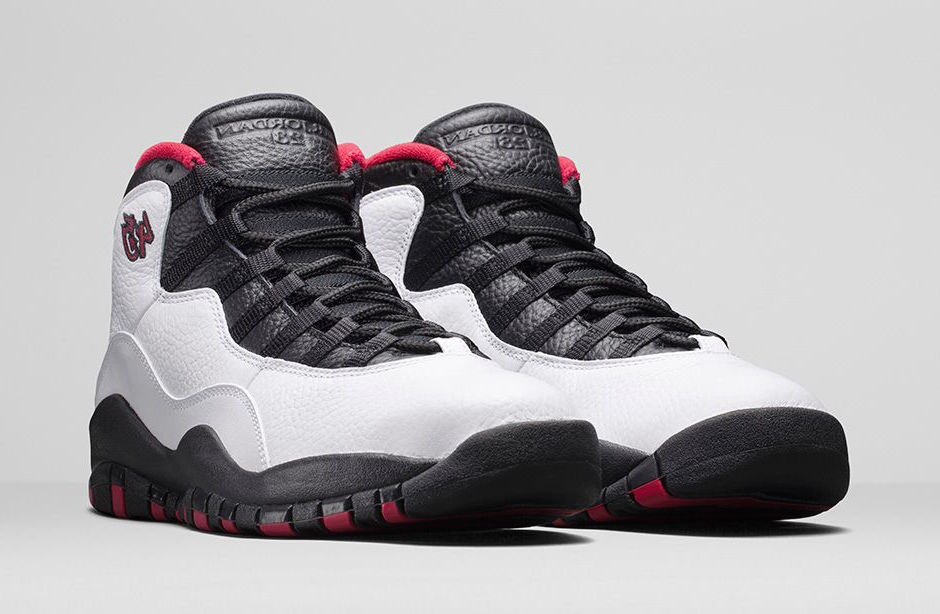 Air Jordan 10 Retro Double Nickel March 28th Release