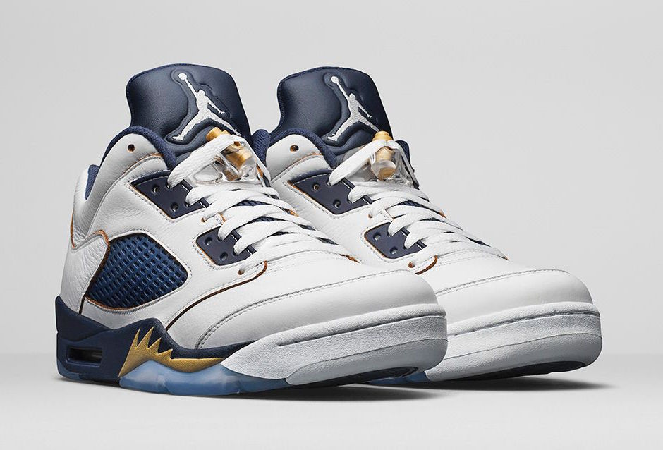 Air Jordan 5 Retro Dunk From Above Release