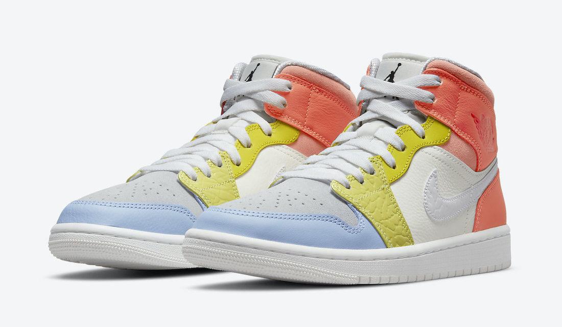 Air Jordan 1 To My First Coach Release Date