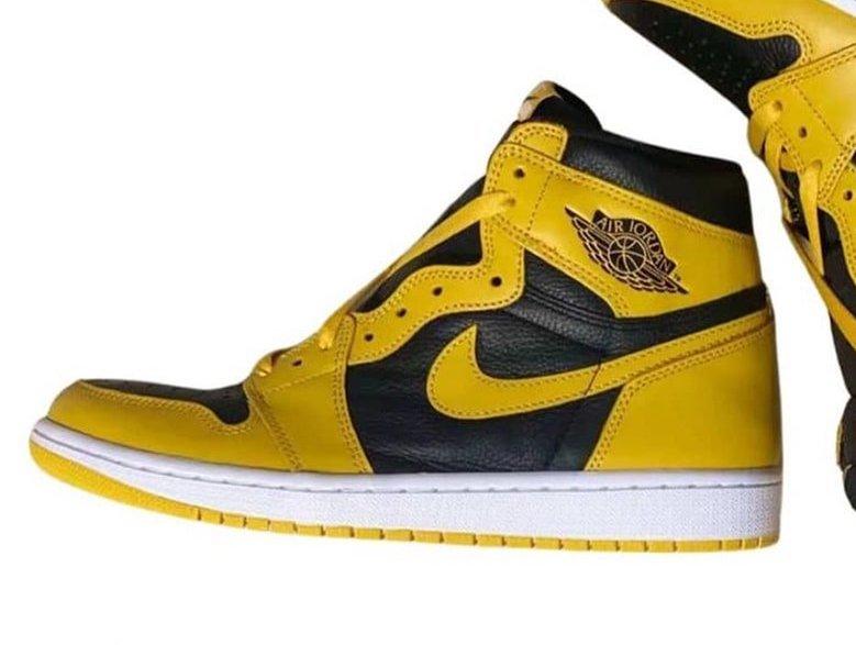 Air Jordan 1 Pollen 555088-701 Release Date