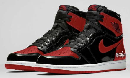Air Jordan 1 Bred Patent Leather 555088-063 Release Date