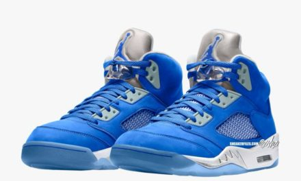 Air Jordan 5 Bluebird Photo Blue WMNS DD9336-400 Release Date