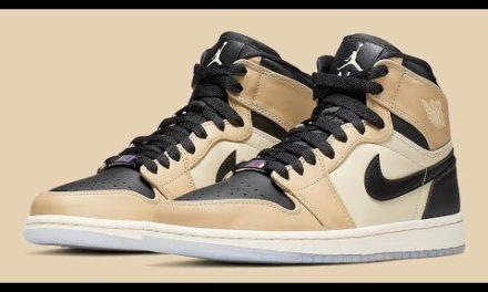Unboxing Nike Air Jordan 1 Retro High Mushroom (Kicksup.su)