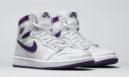 Air Jordan 1 WMNS Court Purple CD0461-151 Release Date