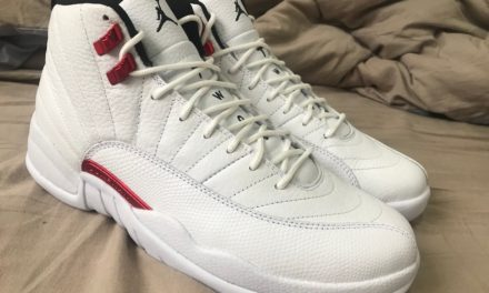 Air Jordan 12 Twist White University Red CT8013-106 Release