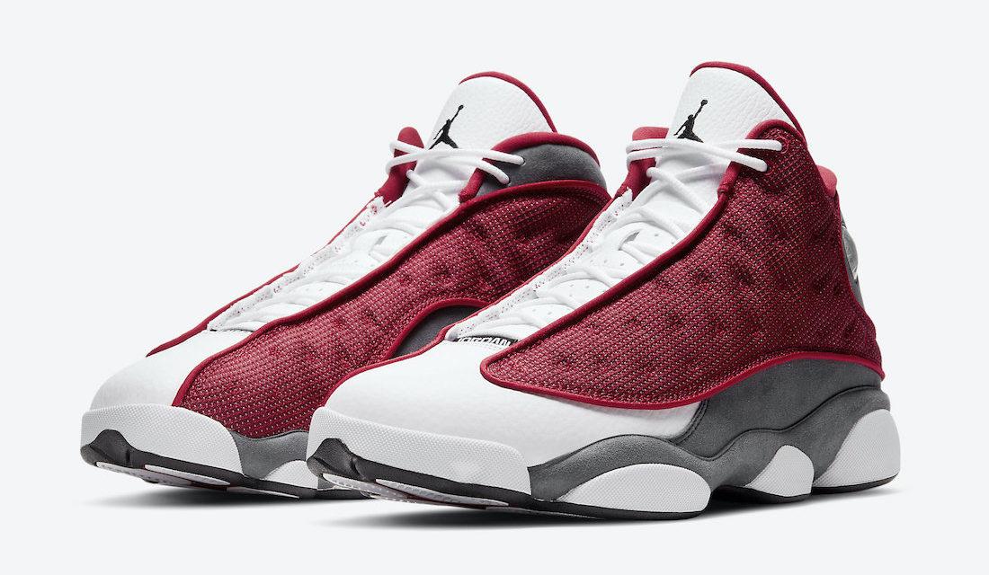 Air Jordan 13 Red Flint DJ5982-600 Release Date