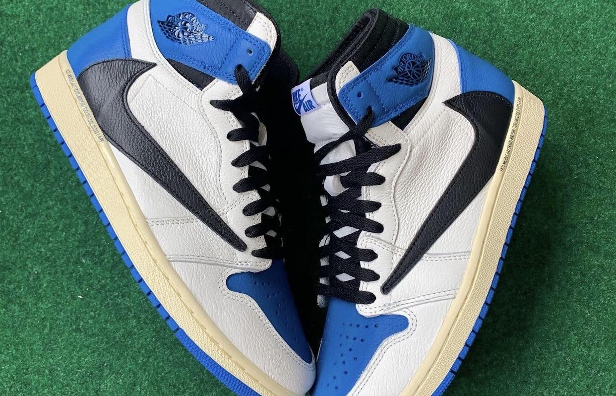[LPU] Jordan 1 Travis Scott with sail laces. : Sneakers