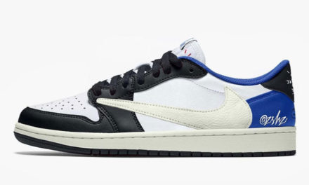 Travis Scott Fragment Air Jordan 1 Low OG Release Date