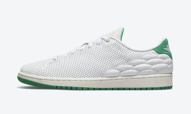 Air Jordan 1 Centre Court White Green DJ2756-113 Release
