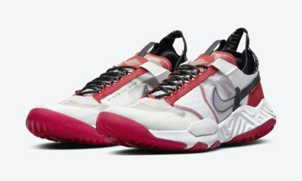 Jordan Delta Breathe White Red Black DM0978-601 Release Date