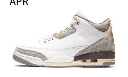 Nike x A MA MANIERE AIR JORDAN 3 Europe