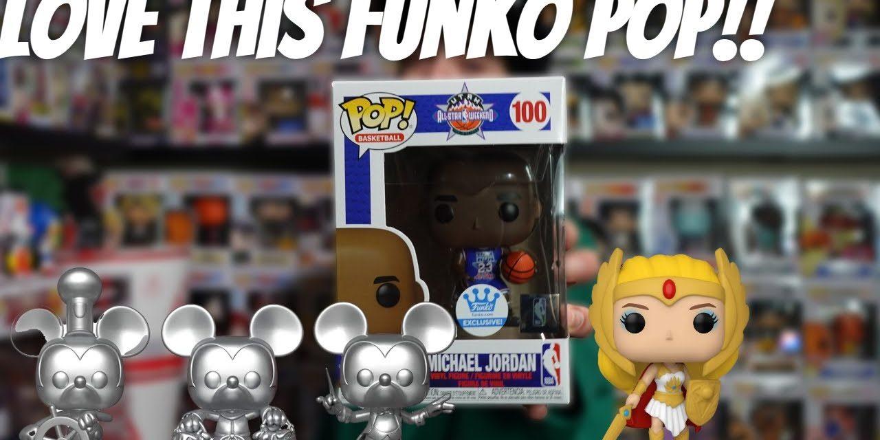 Funko Unboxing!! | Michael Jordan Funko Pop |  Harry Potter
