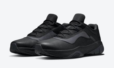 Air Jordan 11 CMFT Low Triple Black CW0784-003 Release Date