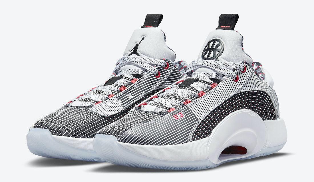 Air Jordan 35 Low Quai 54 DJ2830-106 Release Date